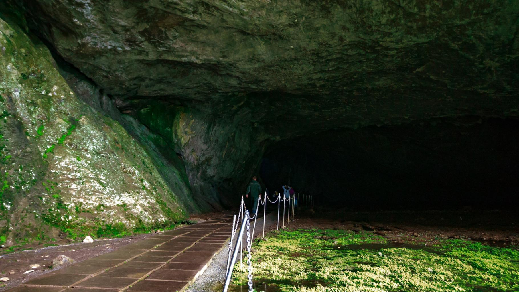 эти капова пещера фото используйте однотонные украшения