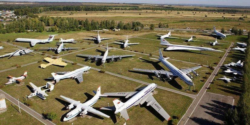 самолеты музей цена билета
